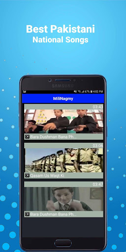 Milli Naghma Pakistan for Tecno i5 - free download APK file