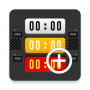icon Multi Stopwatch & Timer free