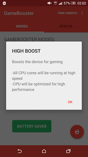 GameBooster 3 for Oppo F1s - free download APK file for F1s