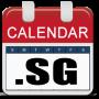 icon Singapore Calendar