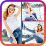 icon Photo Collage Editor Pro