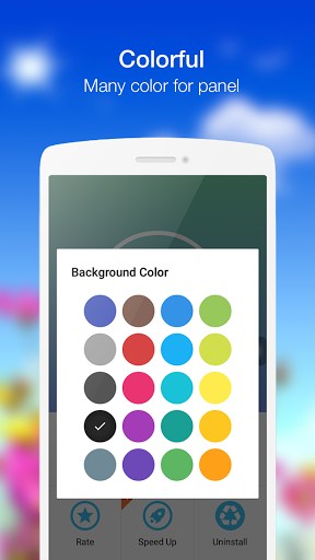 Assistive Touch for Android for ZTE ZMax Pro - free download