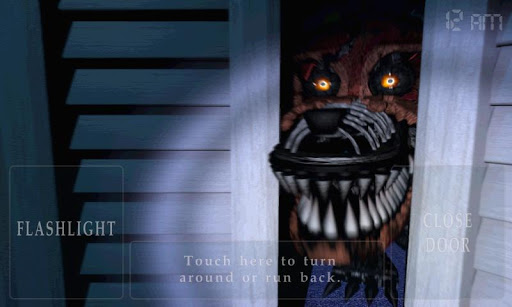 Free download Five Nights at Freddy's 4 Demo APK for Android
