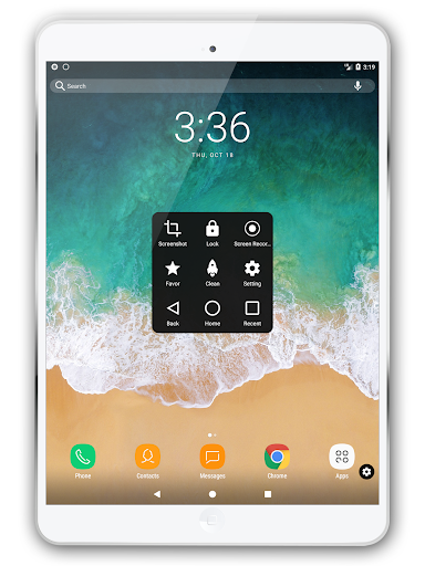 Assistive Touch for Android for Huawei Nova 2 Plus - free