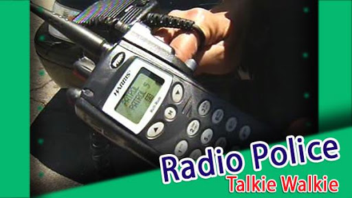 Radio Police Prank