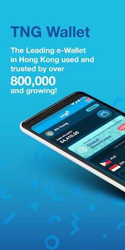 Free download TNG Wallet - 香港人的電子錢包 APK for Android