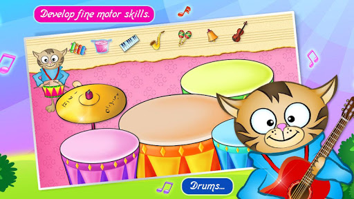 123 Kids Fun MUSIC Games Free