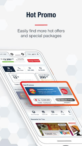 MyTelkomsel for Samsung Galaxy Ace Plus S7500 - free