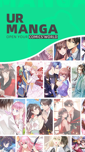 漫咖 Comics - Manga,Novel and Stories