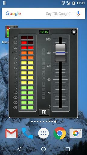 Music Volume EQ + Bass Booster for vivo Y53 - free download APK file