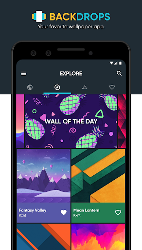 Backdrops - Wallpapers for T-Mobile REVVL Plus - free download APK