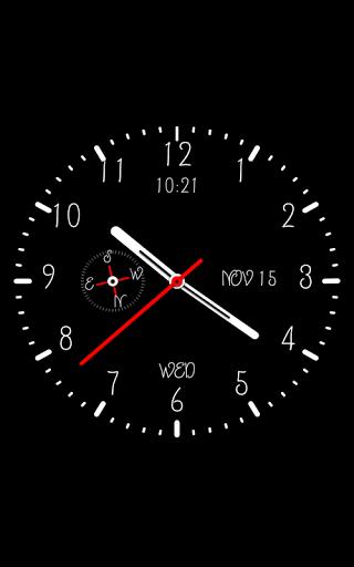 Clock Live Wallpaper For Samsung Galaxy J7 Nxt Free Download Apk