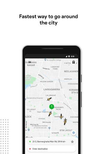 Rapido - Bike Taxi App