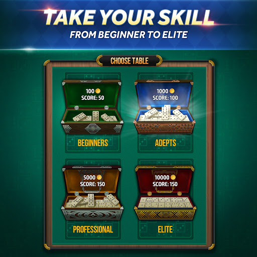 Domino - Dominoes online. Play free Dominos!