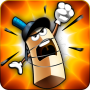 icon Bat Attack Cricket