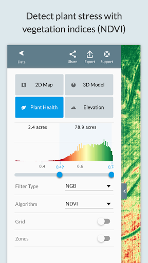 ccf0d76f7b4 Description of DroneDeploy (from google play)
