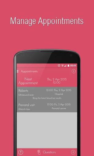 Pregnancy Assistant App