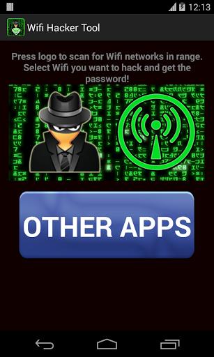 Wireless password hacker apk