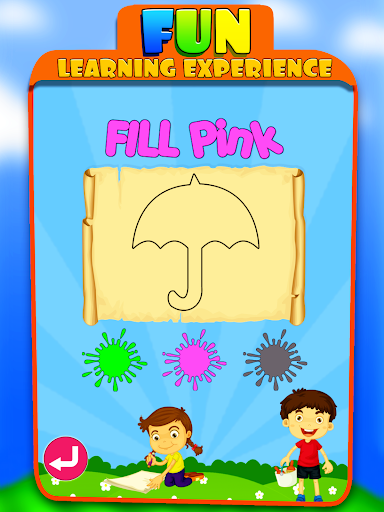 Kids Learning Educational Game