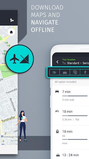 HERE WeGo - Offline Maps & GPS