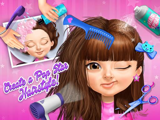 Sweet Baby Girl Pop Stars