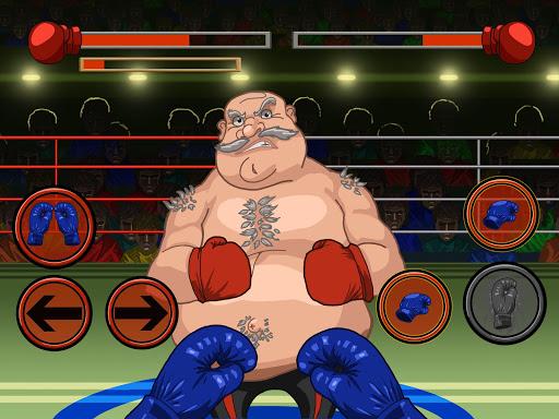 Boxing superstars KO Champion