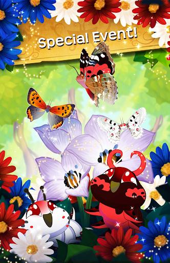 Flutter: Butterfly Sanctuary for LG V34 - free download APK