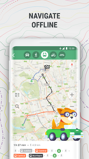 MAPS.ME – Map & GPS Navigation