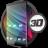 icon Black glass theme 5.0.8