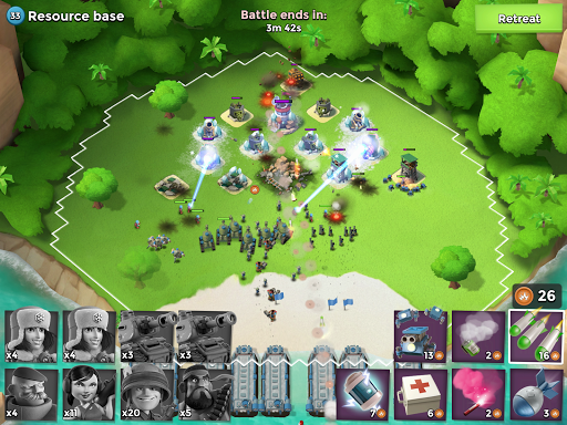 boom beach latest private server 33.130 apk