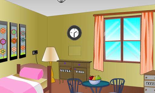 Marvelous Colorful Room Escape