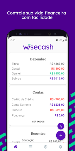 Financial Control Wisecash