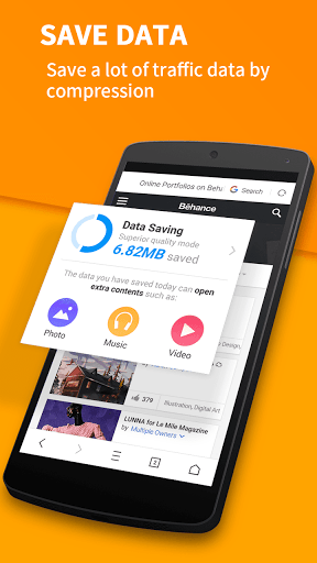 UC Browser - Fast Download for Samsung Galaxy Mini S5570