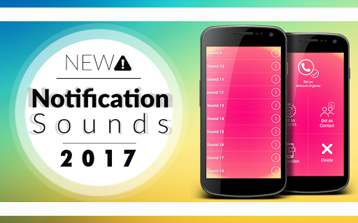 Notification Sounds 2017 for Infinix Hot 4 Pro - free
