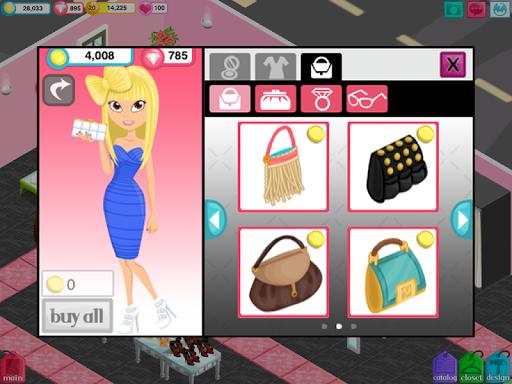 Fashion Story: Enchanted