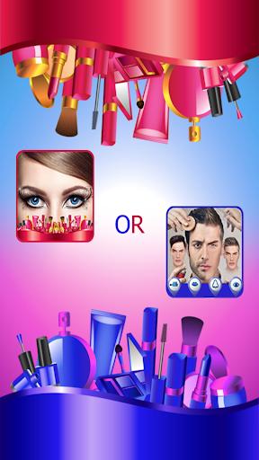 Realistic MakeUp:Man and Woman