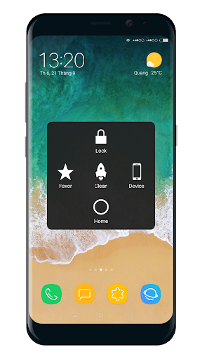 Assistive Touch for Android 2 for Oppo F1s - free download