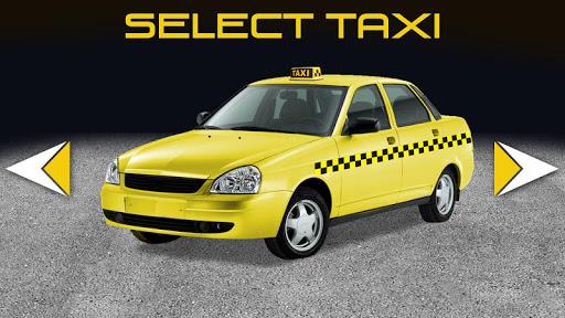 Taxi VAZ LADA Simulator