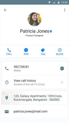 Truecaller: Caller ID & Dialer for Oppo A37 - free download APK file