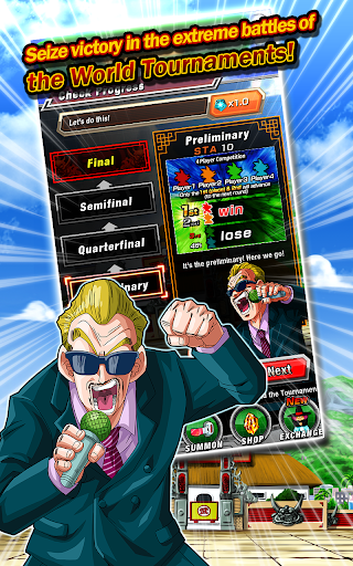 Free download DRAGON BALL Z DOKKAN BATTLE APK for Android
