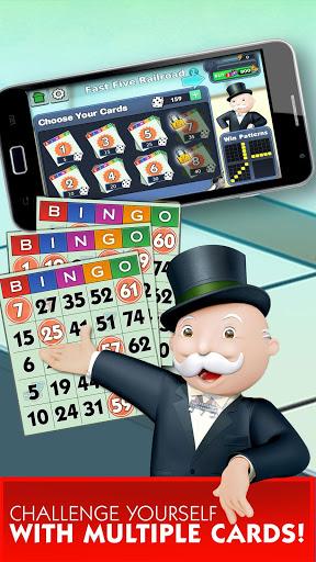 MONOPOLY Bingo! for Samsung Galaxy Y Duos S6102 - free