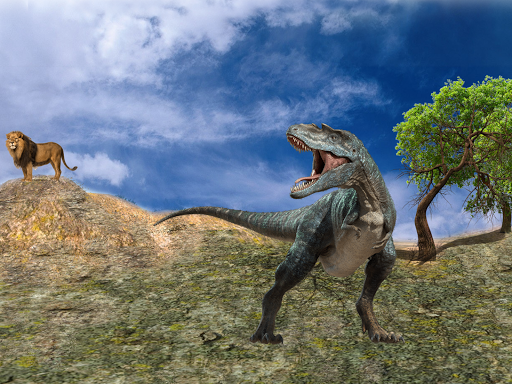 Dino Attack Animal Simulator