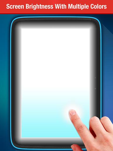 Magnifying Glass + Flashlight for LG Stylo 3 Plus - free