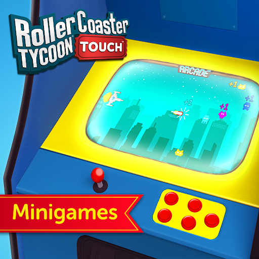 RollerCoaster Tycoon Touch for Coolpad Note 3 Plus - free