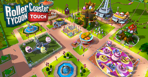 RollerCoaster Tycoon Touch for Samsung Galaxy S8 - free