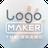 icon com.createlogo.logomaker 1.1.7