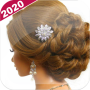 icon Hairstyle Changer for Girl App