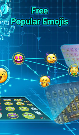 TouchPal Keyboard - Cute Emoji