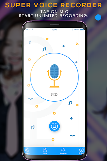 Voice Changer for oppo A83 - free download APK file for A83
