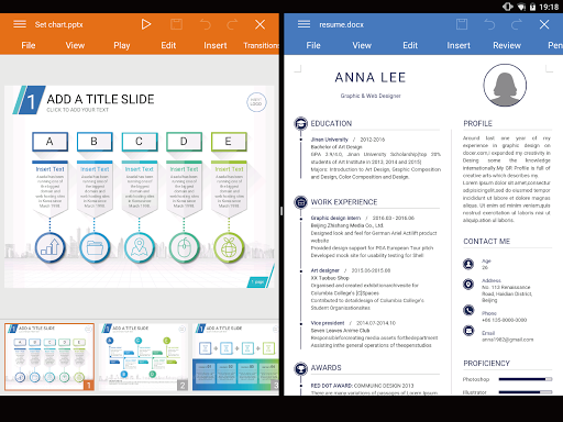 WPS Office + PDF for oppo A83 - free download APK file for A83